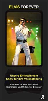 Elvis forever Flyer